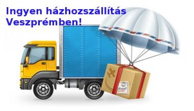 Ingyenes házhozszállítás Veszprémben!