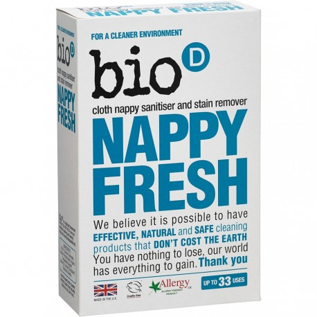 Bio-D Nappy Fresh pelenkafertőtlenítő