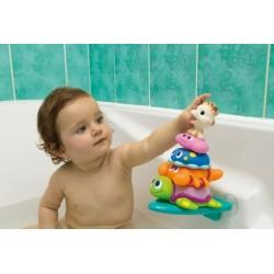 Sophie fürdős piramis játék