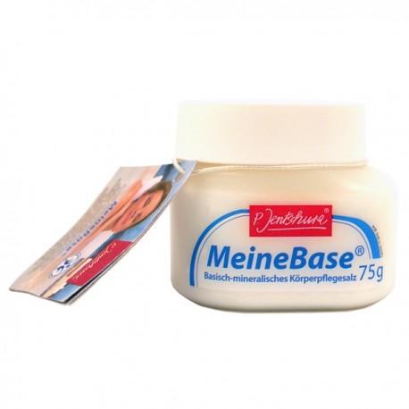 Jentschura bázikus só 75g (Meine Base)