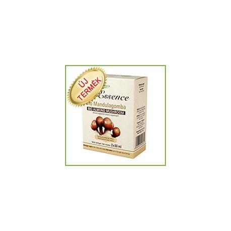 Bio Mandulagomba etanolos és melegvizes kivonat (2 x 50ml)